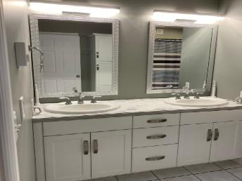 Cabinets Bathroom Comfort by Design Renovation 2