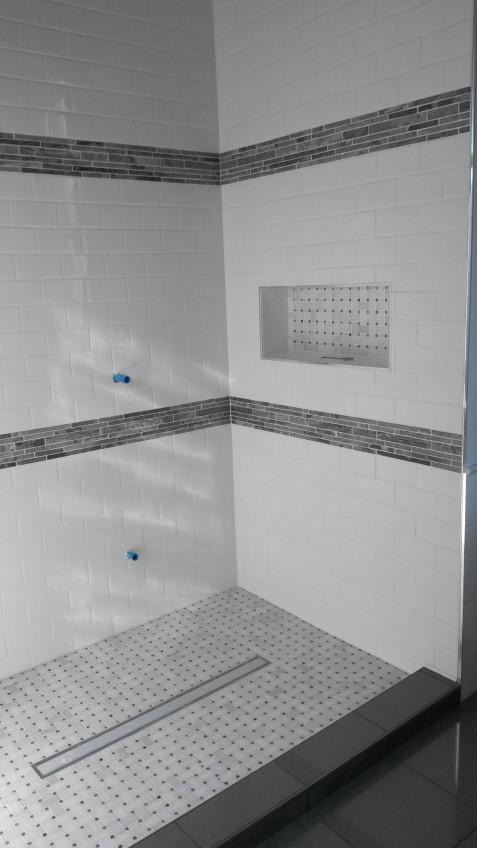Comfort by Design Reno Tiles Bathroom Shower 1