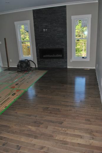 Installation Hardwood Design Comfort by Design Renovation
