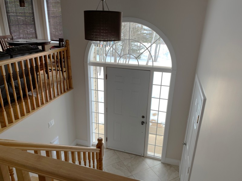 Paint Moldings Comfort by Design Renovation 1